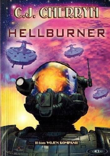 Okładka książki Hellburner