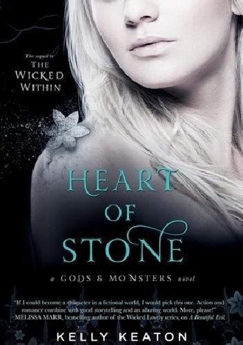 Okładka książki Heart of Stone