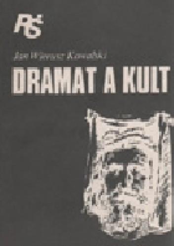 Okładka książki Dramat a kult