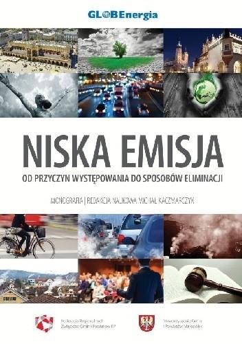 Okładka książki Niska Emisja