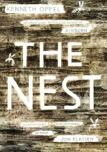 Okładka książki The Nest