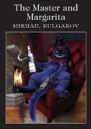 Okładka książki The Master and Margarita