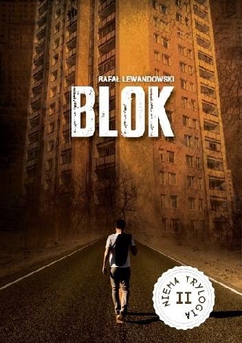 Okładka książki Blok