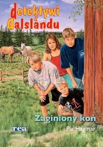 Okładka książki Zaginiony Koń