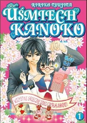 Okładka książki Uśmiech Kanoko #1