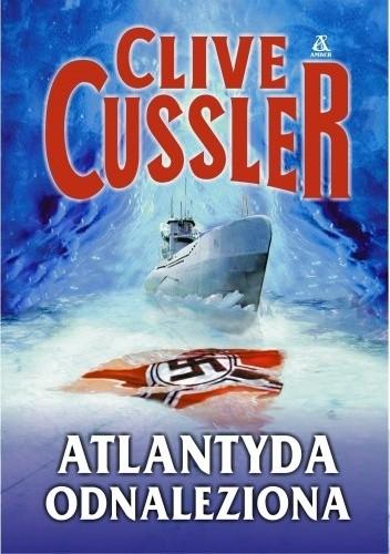 Okładka książki Atlantyda odnaleziona