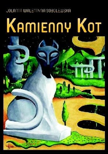Okładka książki Kamienny kot