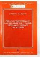 Pozycja ustrojowoprawna partii politycznych w Polsce, Czechach, na Słowacji i na Węgrzech