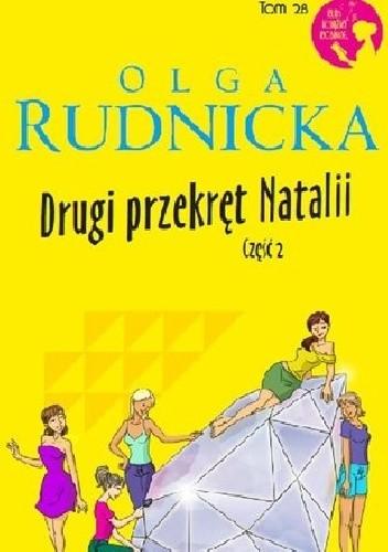 Okładka książki Drugi przekręt Natalii. Część II