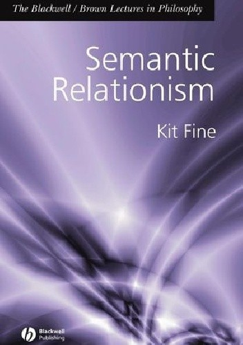 Okładka książki Semantic Relationism