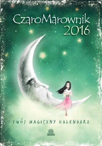 Okładka książki CzaroMarownik 2016