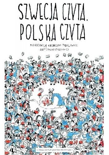 Okładka książki Szwecja czyta. Polska czyta