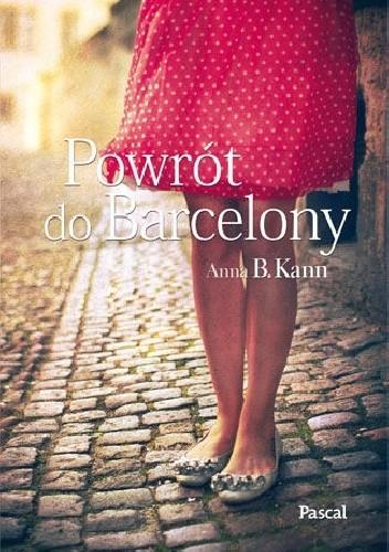Okładka książki Powrót do Barcelony