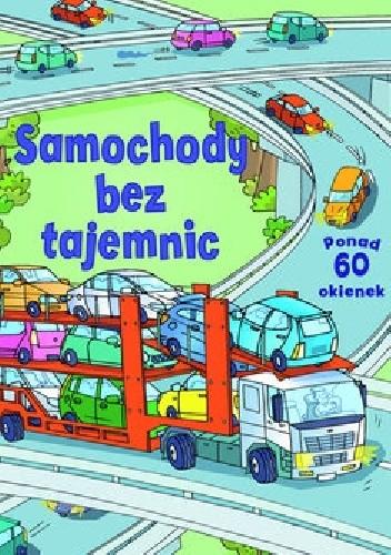 Okładka książki Samochody bez tajemnic