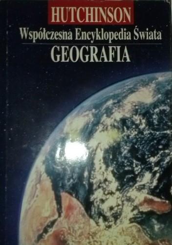 Okładka książki Współczesna Encyklopedia Świata. Geografia Tom II