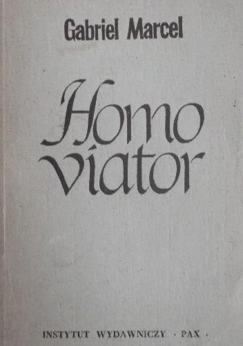 Okładka książki Homo viator : wstęp do metafizyki nadziei