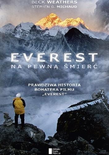 Okładka książki Everest. Na pewną śmierć