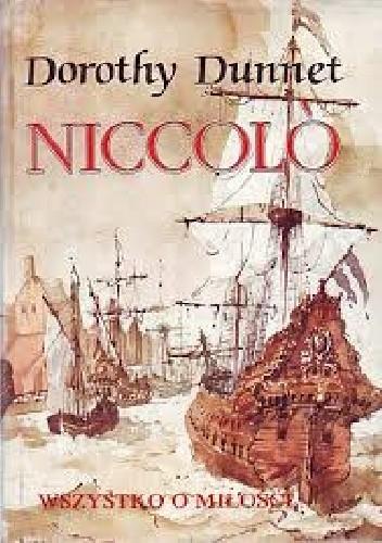 Okładka książki Niccolò