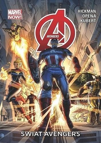 Okładka książki Avengers: Świat Avengers
