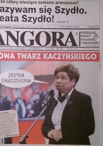 Okładka książki Angora 26/2015