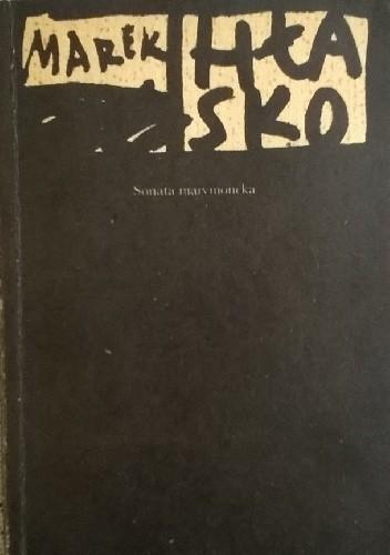 Okładka książki Sonata marymoncka