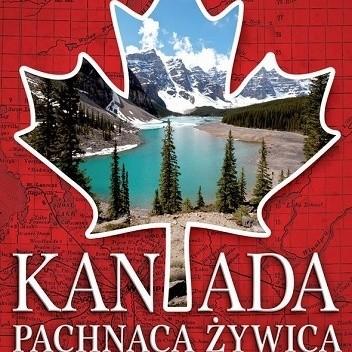 Okładka książki Kanada pachnąca żywicą