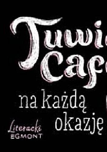 Okładka książki Tuwim Café na każdą okazję