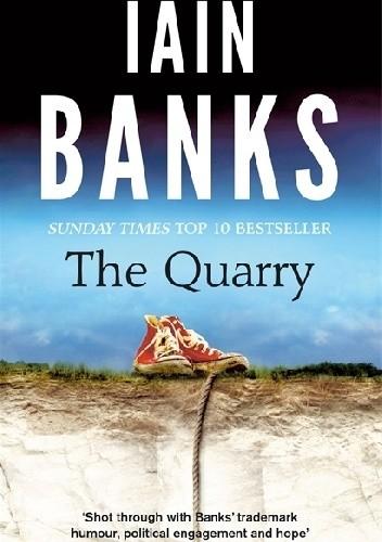 Okładka książki The Quarry