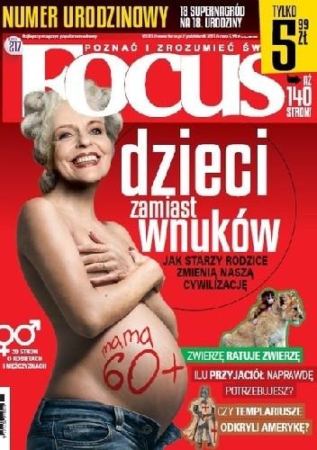 Okładka książki Focus, nr 10/2013