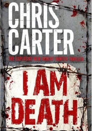 Okładka książki I am death