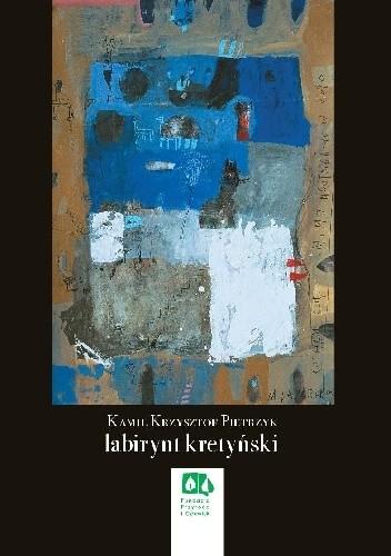 Okładka książki Labirynt kretyński