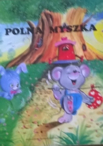 Okładka książki Polna Myszka