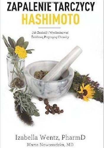 Okładka książki Zapalenie Tarczycy Hashimoto