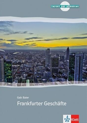 Okładka książki Frankfurter Geschäfte