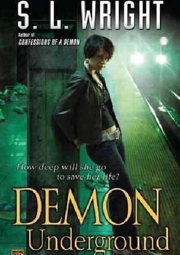 Okładka książki Demon Underground