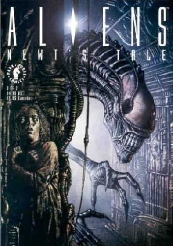 Okładka książki Aliens: Newt's Tale #2