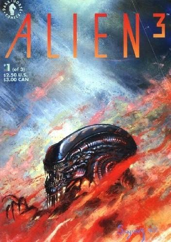 Okładka książki Alien 3 #1