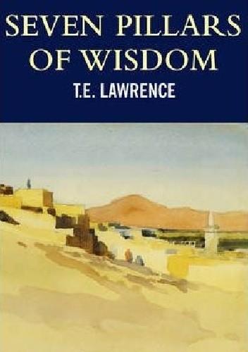Okładka książki Seven Pillars of Wisdom