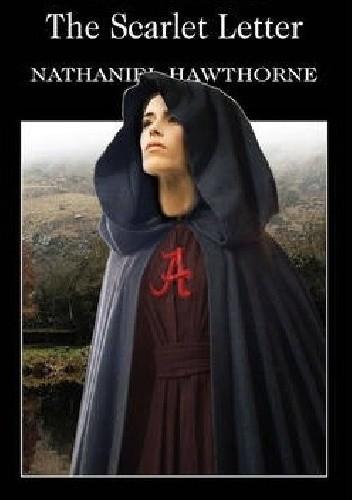 Okładka książki The Scarlet Letter