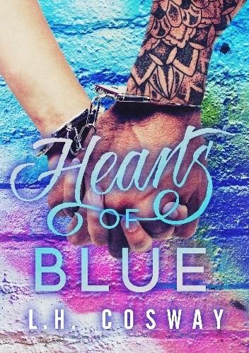 Okładka książki Hearts of Blue