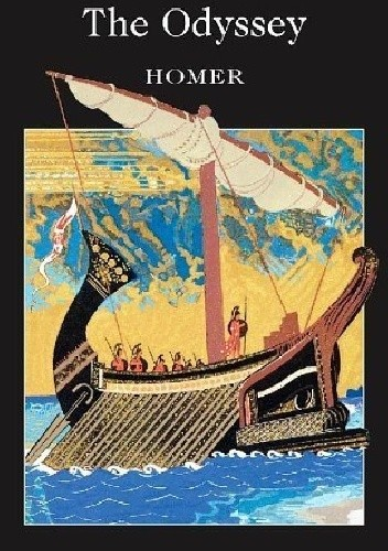 Okładka książki The Odyssey