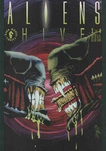 Okładka książki Aliens: Hive #3