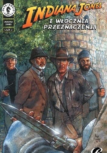Okładka książki Indiana Jones i Włócznia Przeznaczenia #2