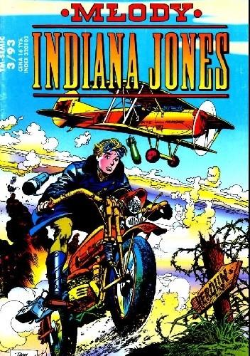 Okładka książki Młody Indiana Jones 3/93