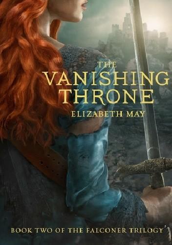 Okładka książki The Vanishing Throne