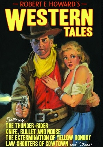 Okładka książki Western Tales