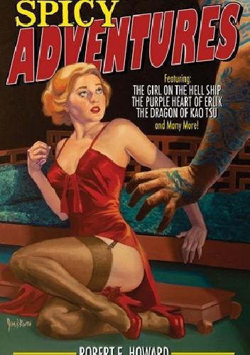 Okładka książki Spicy Adventures