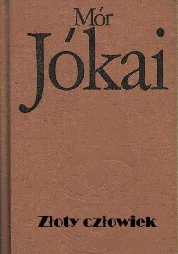 Okładka książki Złoty człowiek