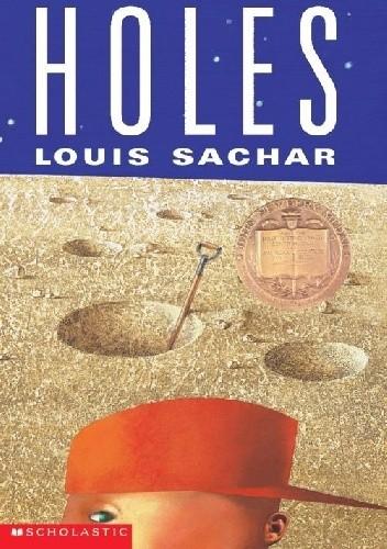 Okładka książki Holes