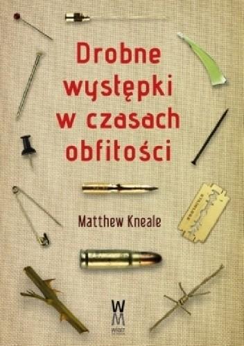 Okładka książki Drobne występki w czasach obfitości